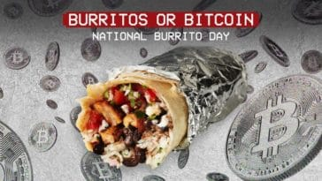 Chipotle is giving away free Bitcoin and burritos