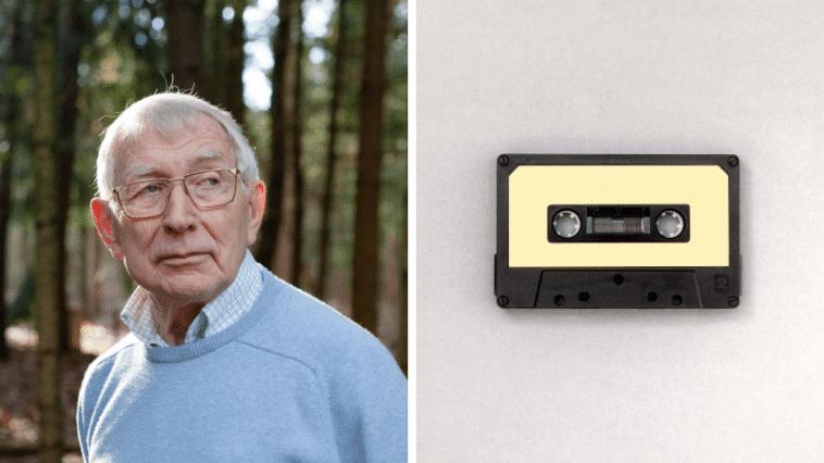 Lou Ottens cassette tape