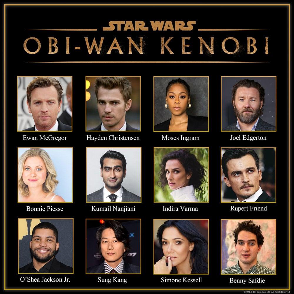 Obi-Wan Kenobi is bringing back Star Wars alums Joel Edgerton and Bonnie Piesse 12