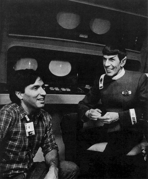 Nicholas Meyer reveals he pitched a new Star Trek movie to Paramount 17