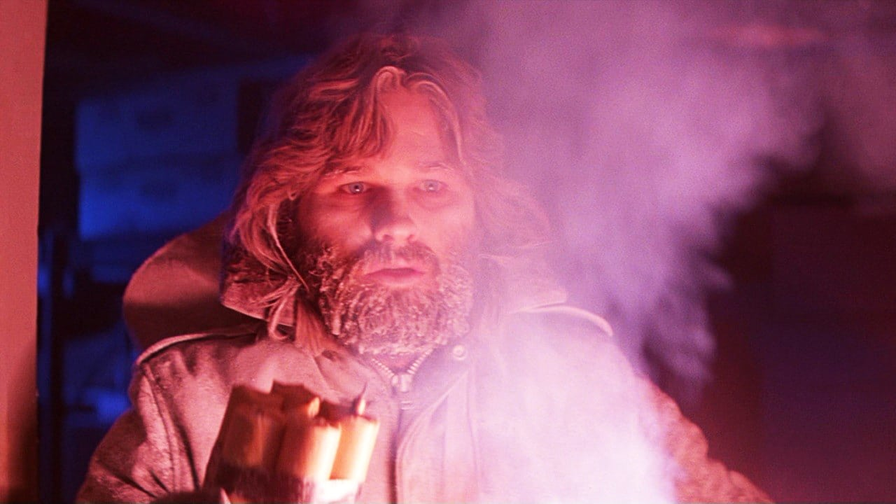 the thing ending