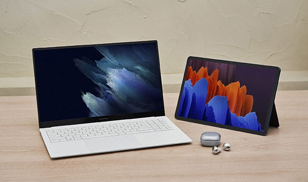 Samsung introduces Galaxy Book Pro and Book Pro 360 13