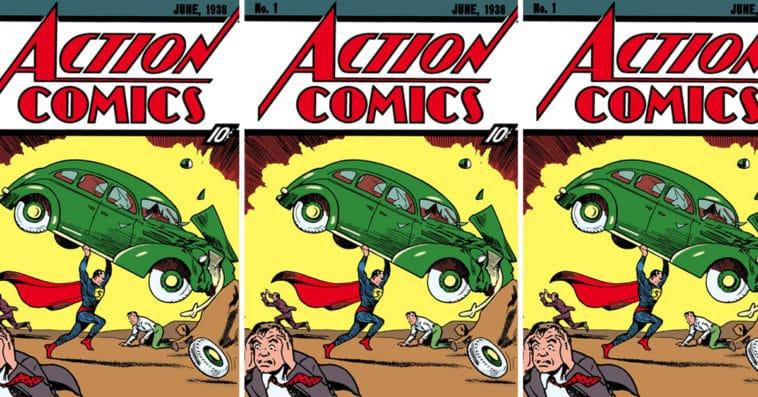 Rare Superman comic sells for over $3 million 13