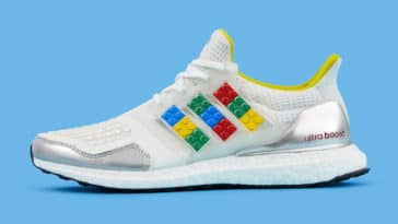 Adidas' new Ultraboost DNA sneaker is customizable with real LEGO plates 14