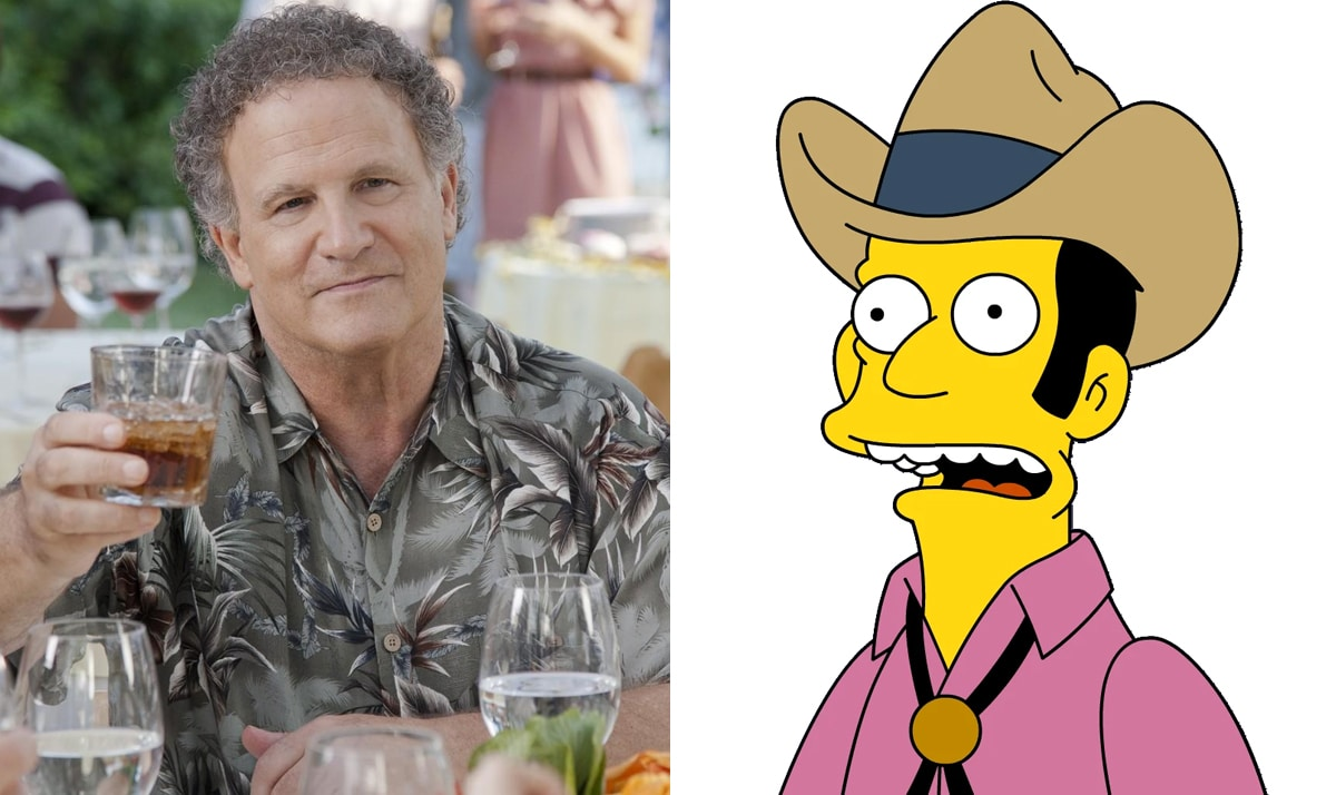 Celebs who made guest appearances on The Simpsons 14
