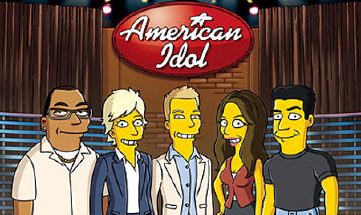 Celebs who made guest appearances on The Simpsons 15