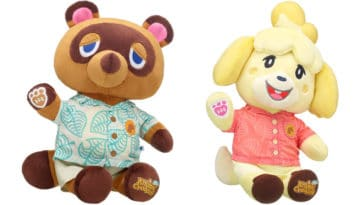 Animal Crossing: New Horizons Build-A-Bear collection includes Tom Nook and Isabelle 15