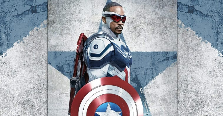 Sam Wilson replaces Steve Rogers on Captain America social media pages 12