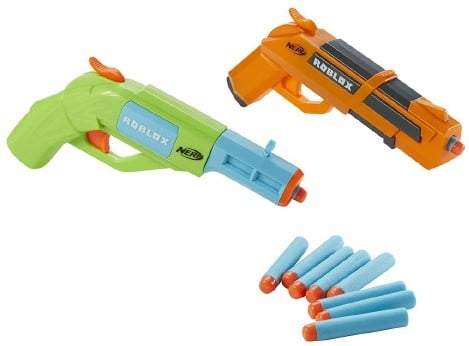 Hasbro unveils Roblox-inspired Nerf blasters and Monopoly: Roblox 2022 Edition 17