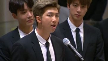 The most inspirational things BTS ever said 8