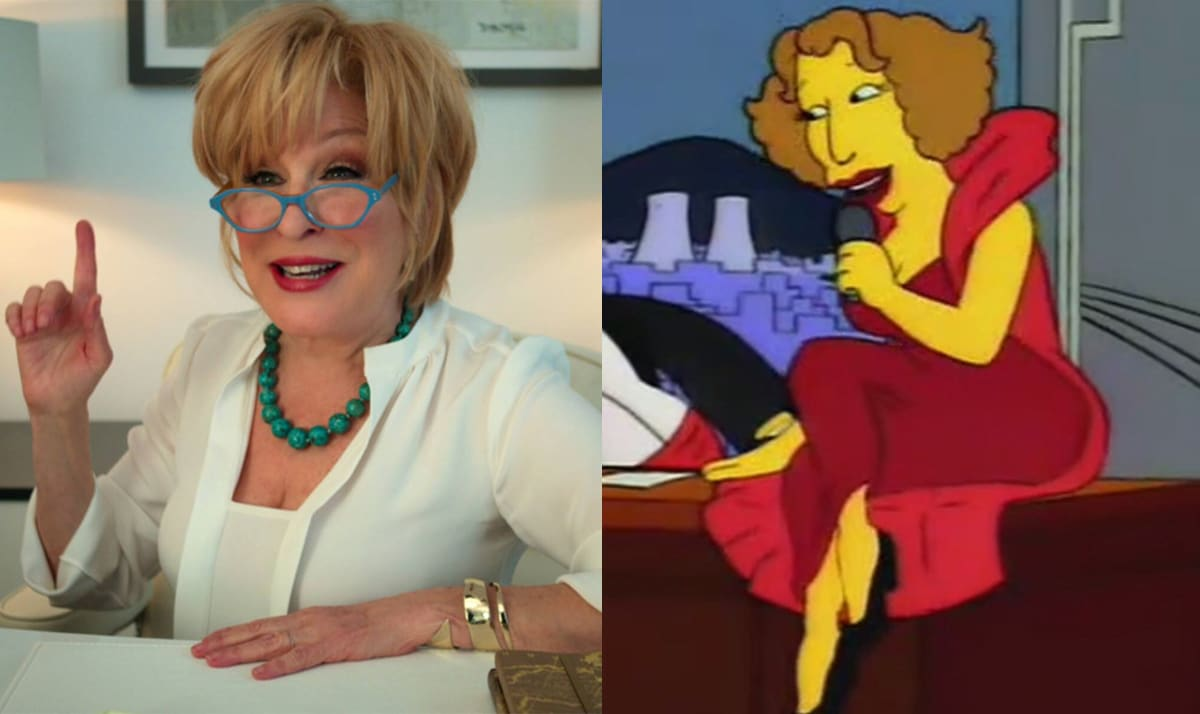Celebs who made guest appearances on The Simpsons 16