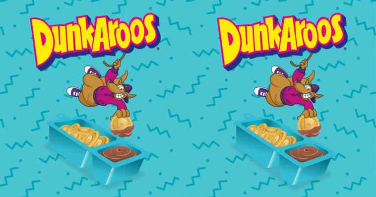 Chocolate Dunkaroos are officially coming back this summer 12