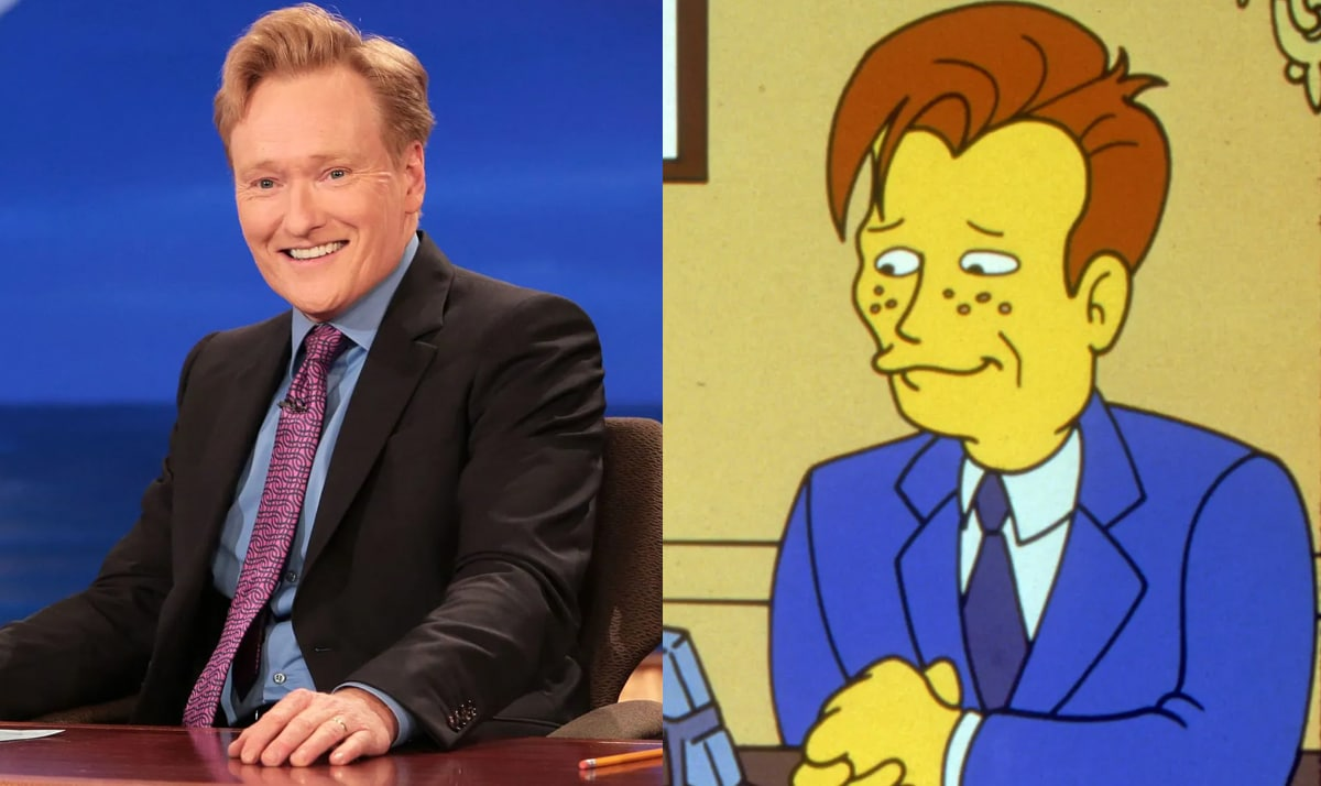 Celebs who made guest appearances on The Simpsons 18