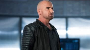 Is Dominic Purcell leaving Legends of Tomorrow after season 6? 5