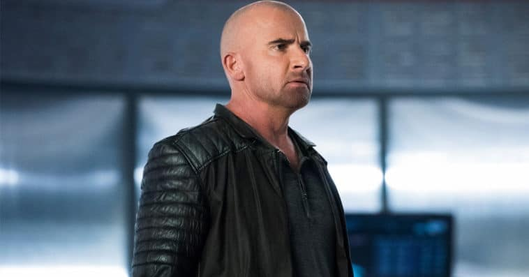 Is Dominic Purcell leaving Legends of Tomorrow after season 6? 13