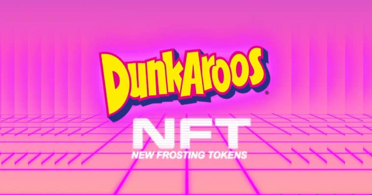 Dunkaroos gets into the NFT game with frosted tokens 12