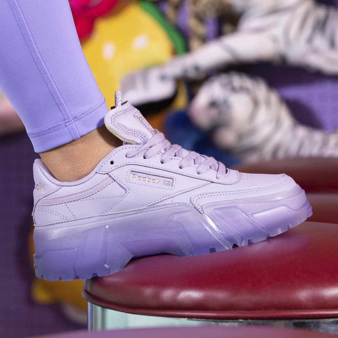Cardi B partners with Reebok for a '90s-inspired athleisurewear collection 19