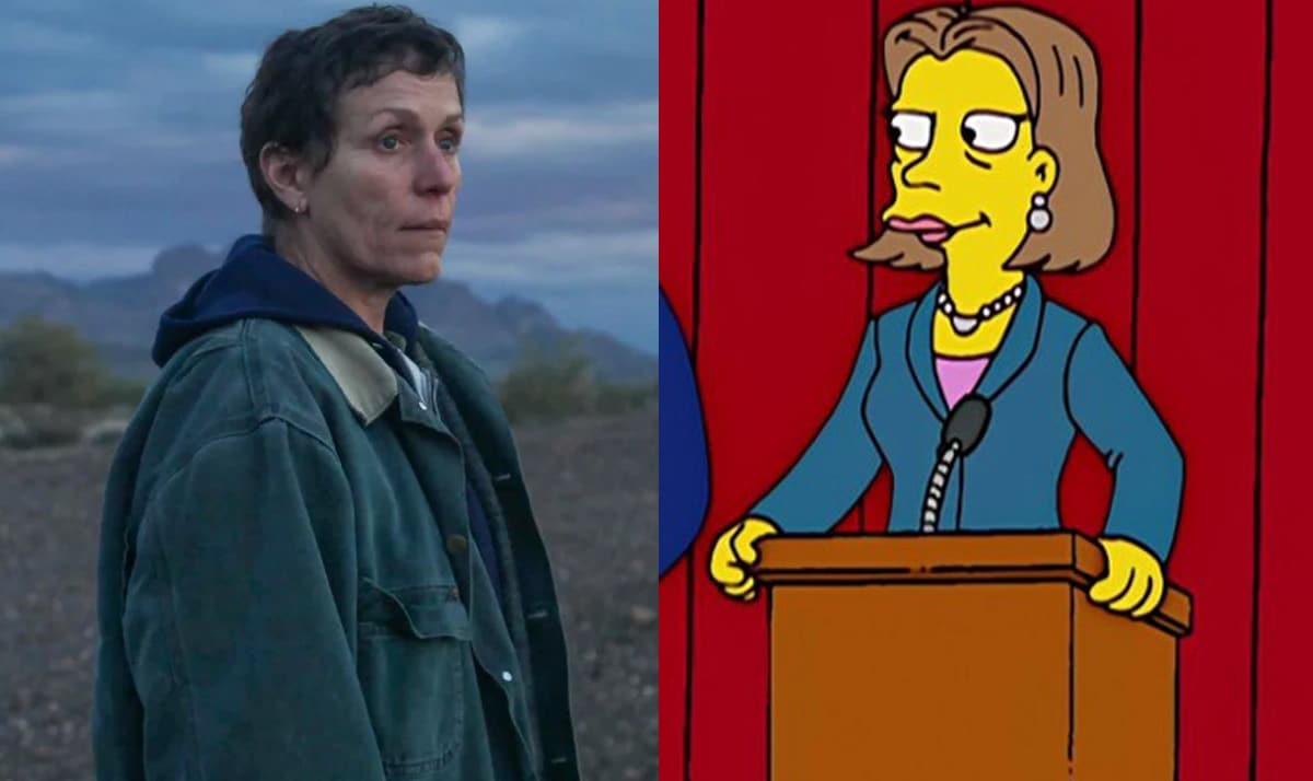 Celebs who made guest appearances on The Simpsons 19