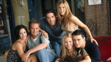 Friends: The Reunion wraps filming - Here's everything we know so far 5