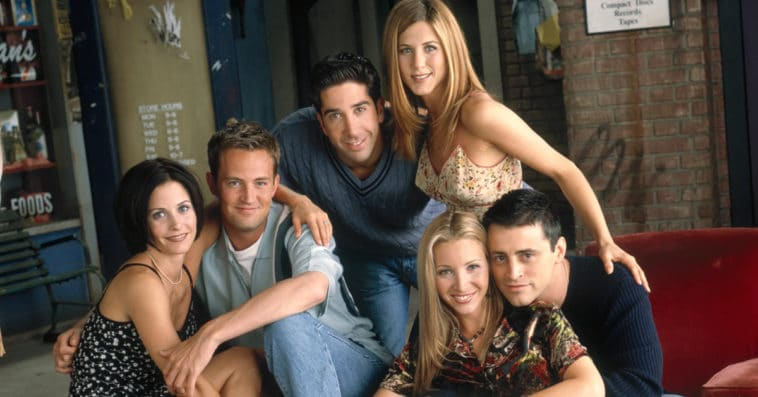 Friends: The Reunion wraps filming - Here's everything we know so far 12