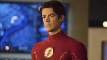 Is Grant Gustin leaving The Flash after season 7? 18