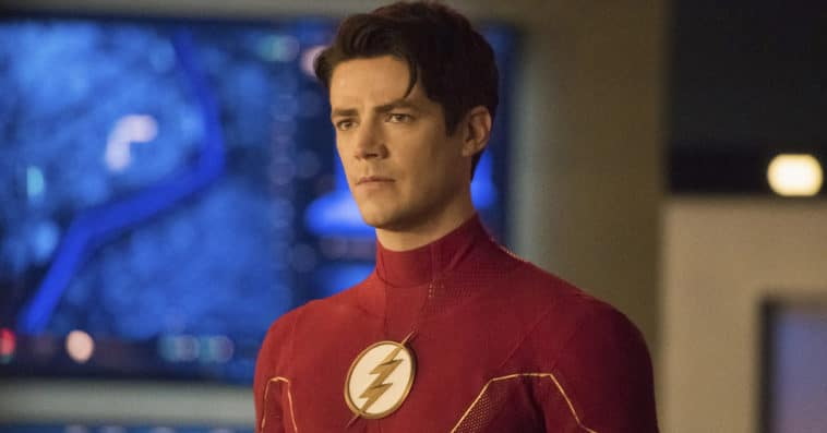 Is Grant Gustin leaving The Flash after season 7? 11