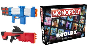 Hasbro unveils Roblox-inspired Nerf blasters and Monopoly: Roblox 2022 Edition 15