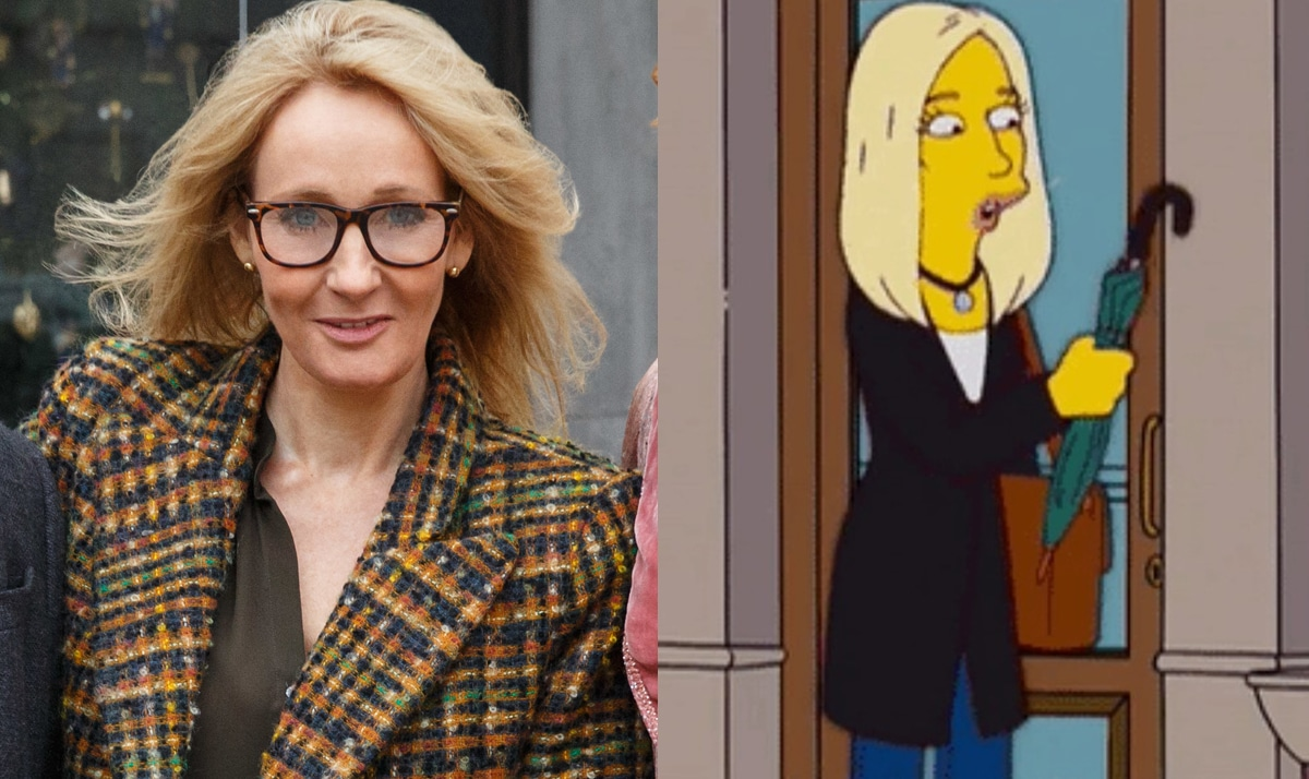 Celebs who made guest appearances on The Simpsons 22