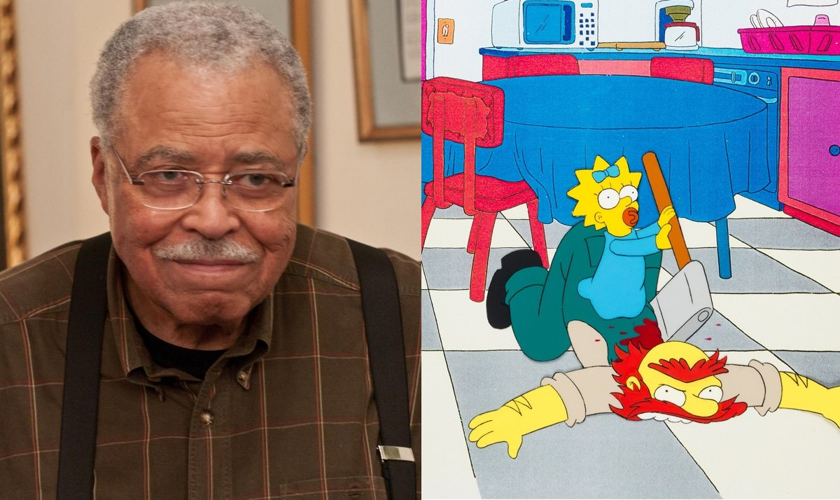 Celebs who made guest appearances on The Simpsons 20