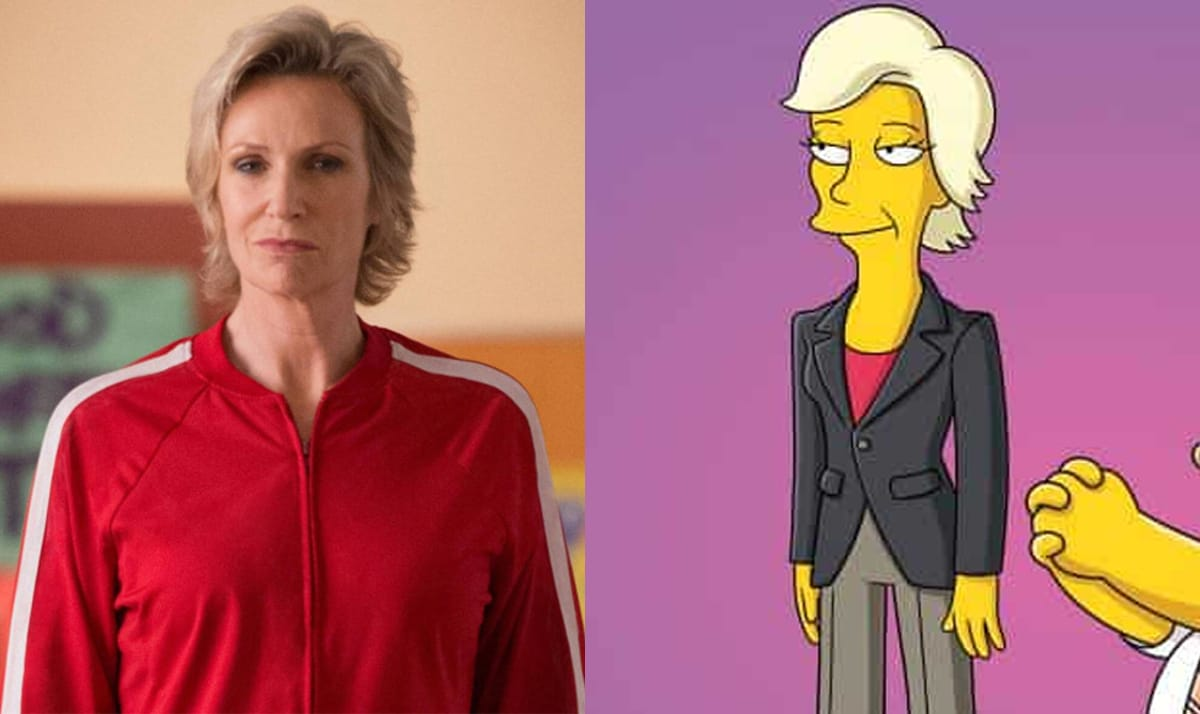 Celebs who made guest appearances on The Simpsons 21