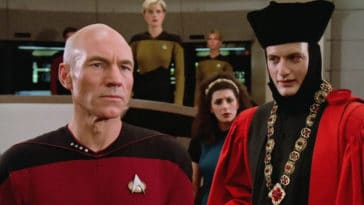 Here's why Star Trek: Picard season 2 is bringing back Q 6