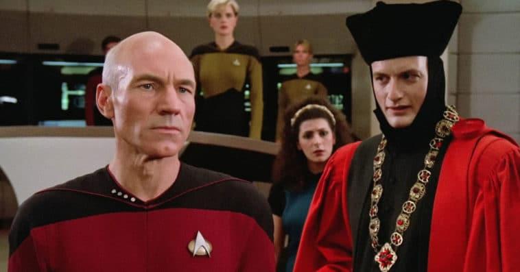 Here's why Star Trek: Picard season 2 is bringing back Q 13