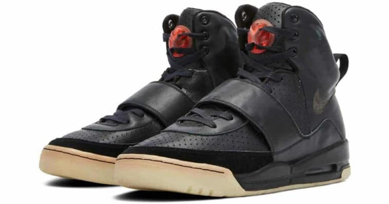 Kanye West's Nike Air Yeezy Prototype is going on sale for over $1 million 13