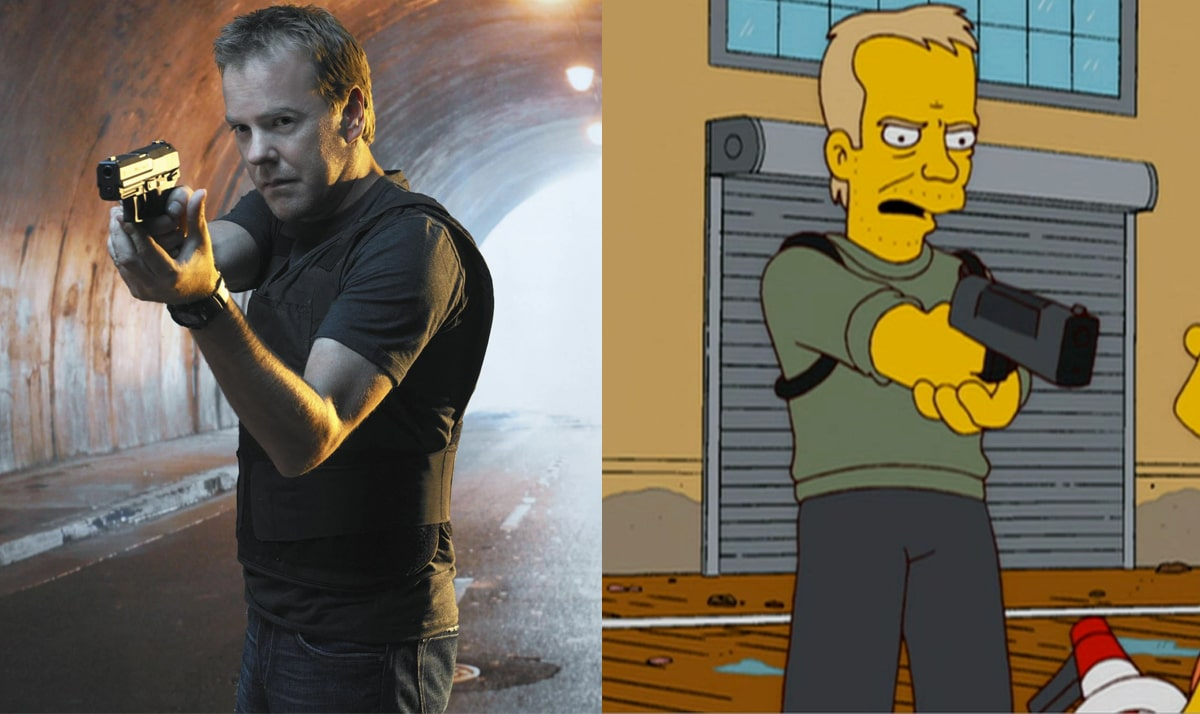 Celebs who made guest appearances on The Simpsons 27