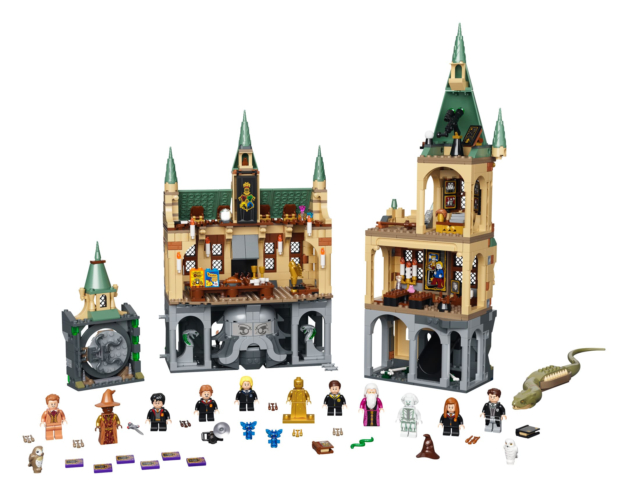 LEGO Harry Potter marks its 20th anniversary with 8 new sets 16