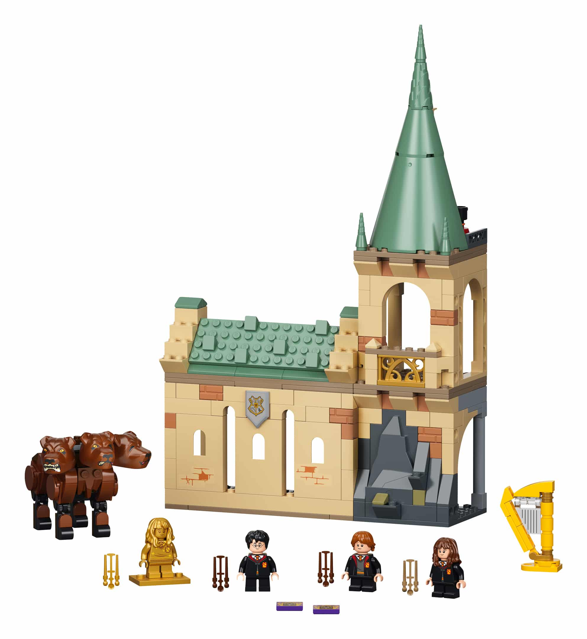 LEGO Harry Potter marks its 20th anniversary with 8 new sets 14