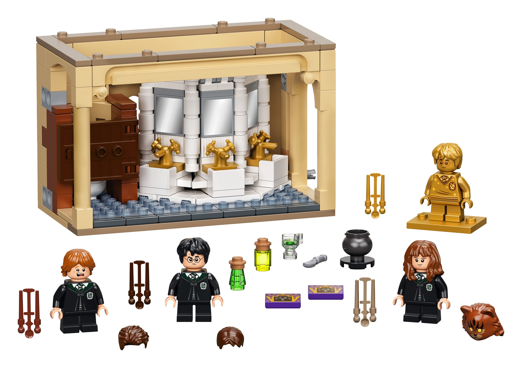 LEGO Harry Potter marks its 20th anniversary with 8 new sets 13