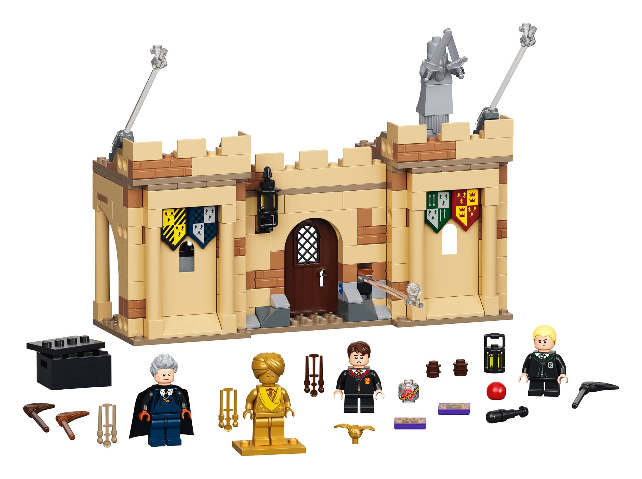 LEGO Harry Potter marks its 20th anniversary with 8 new sets 20