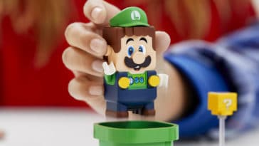 LEGO finally adds an interactive Luigi figure to its Super Mario line 16