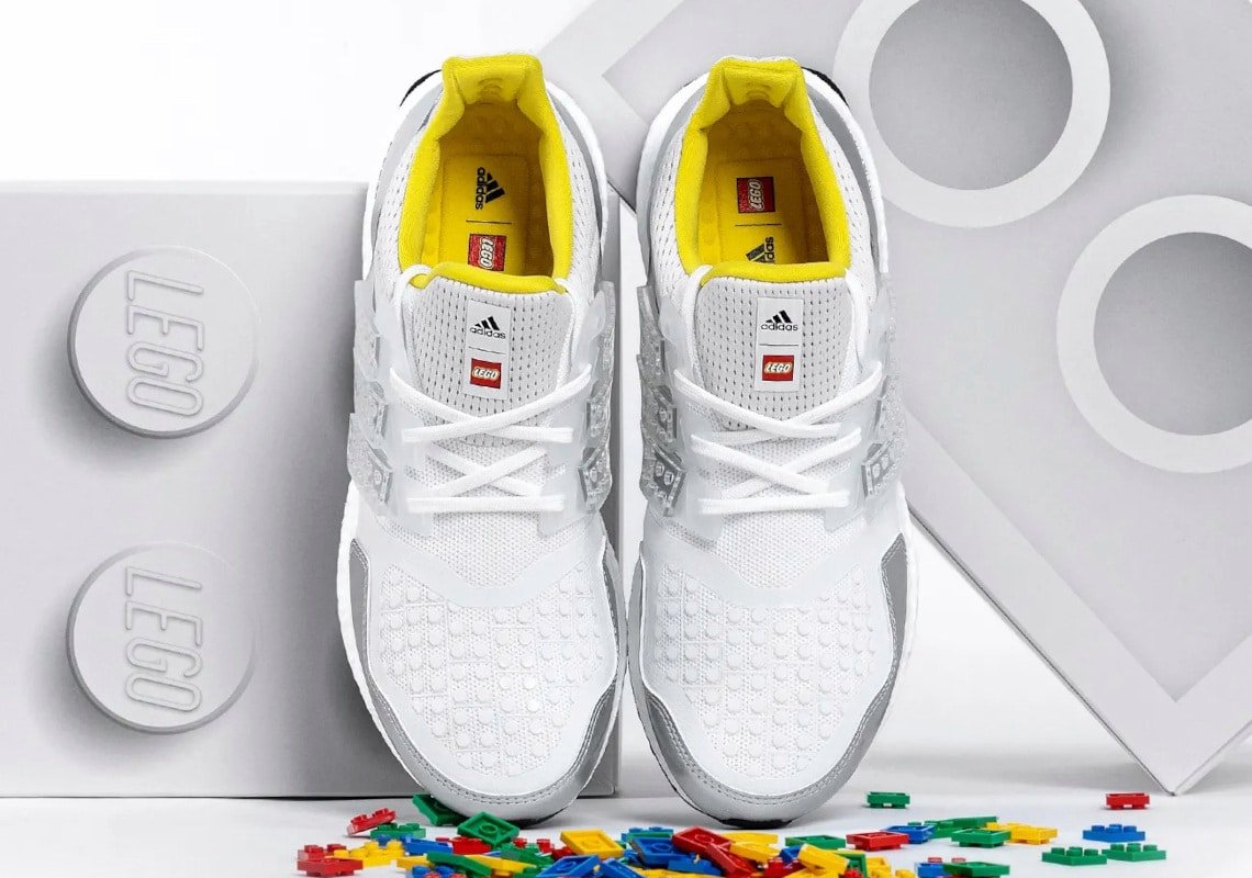 Adidas' new Ultraboost DNA sneaker is customizable with real LEGO plates 16