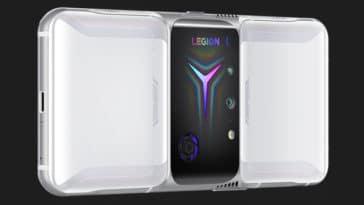 Lenovo's Legion Phone Duel 2
