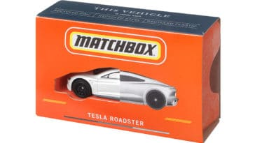 Matchbox unveils its first die-cast car made from 99% recycled materials 15