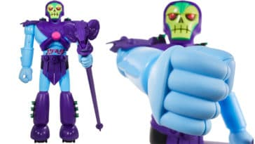 Masters of the Universe villain Skeletor gets a Shogun Warrior action figure 15