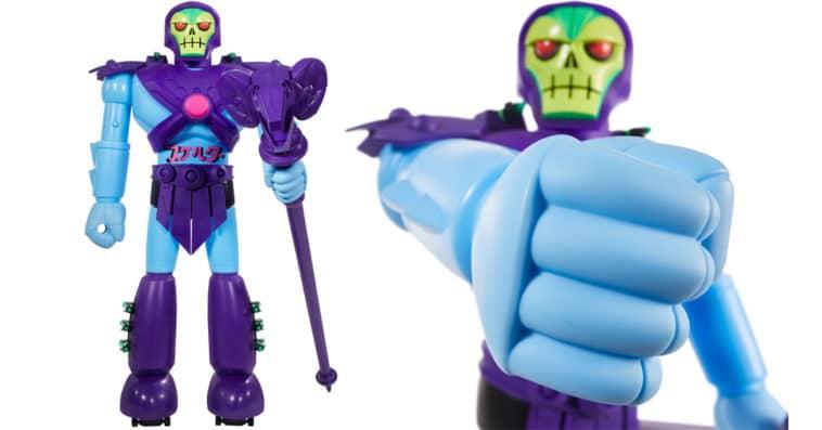 Masters of the Universe villain Skeletor gets a Shogun Warrior action figure 12