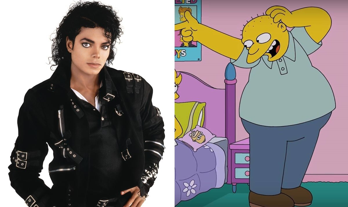 Celebs who made guest appearances on The Simpsons 31
