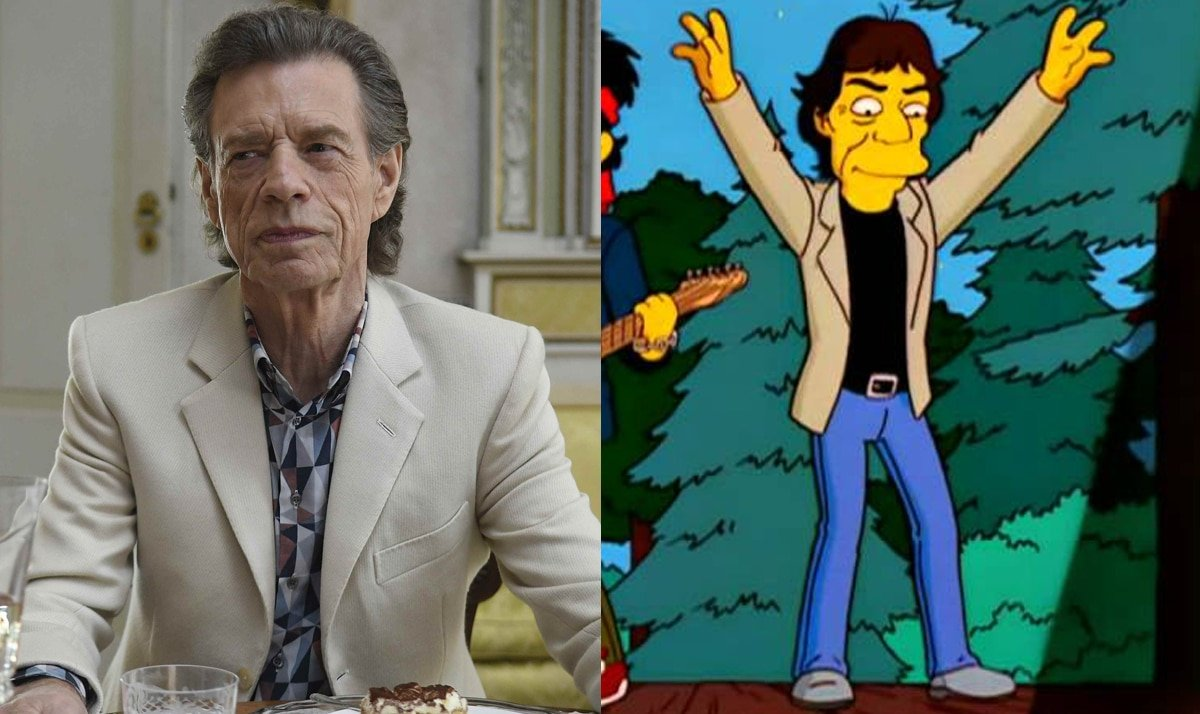 Celebs who made guest appearances on The Simpsons 32