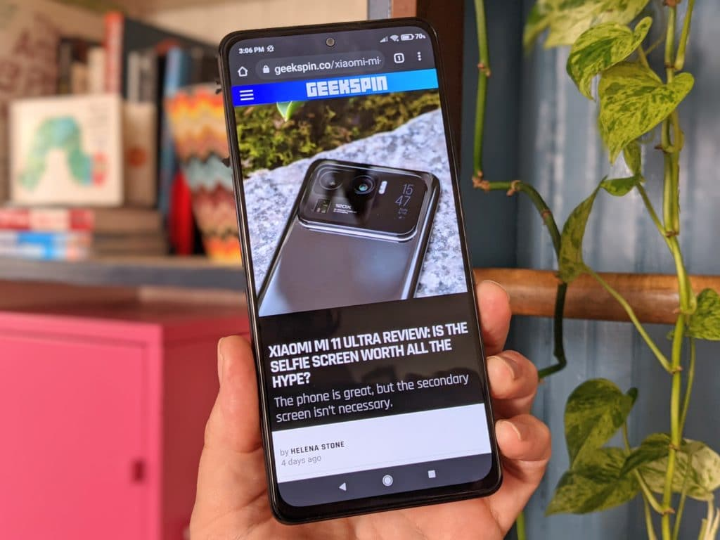 Redmi Note 10 Pro review: insanely affordable with flagship chops 13