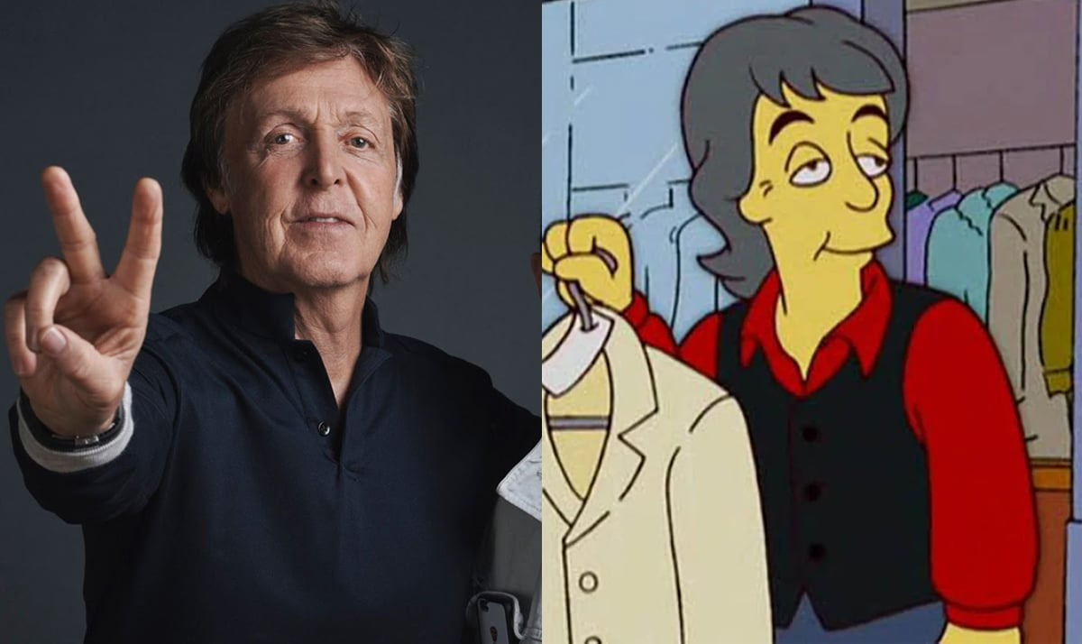 Celebs who made guest appearances on The Simpsons 34