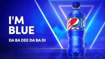 Pepsi Blue is returning after a 20-year hiatus 14