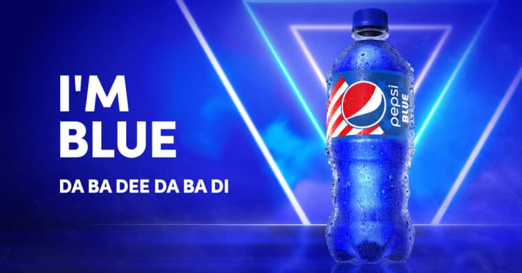 Pepsi Blue is returning after a 20-year hiatus 13